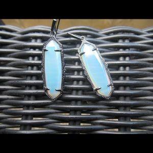 Kendra Scott opalite Earrings smaller version